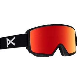 Anon Anon M3 Goggle - Black/Red Solex +