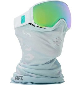 Anon Anon WM1 MFI Goggle - Empress White/Sonar Green +