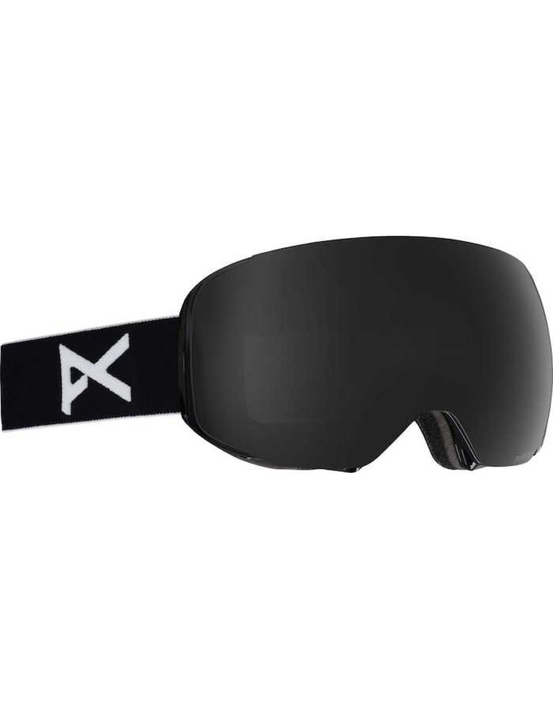 Anon Anon M2 Polarized Goggle - Black/Polar Smoke