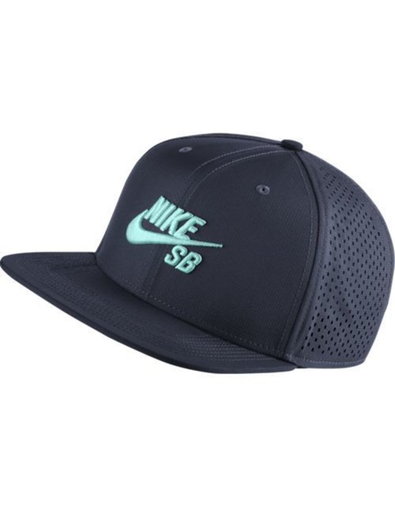 Nike SB Nike SB Aero Pro Hat - Navy/Teal