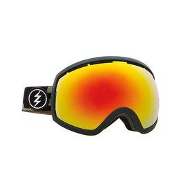 Electric Electric EG2 Goggle - Camo/Brose/Red Chrome +