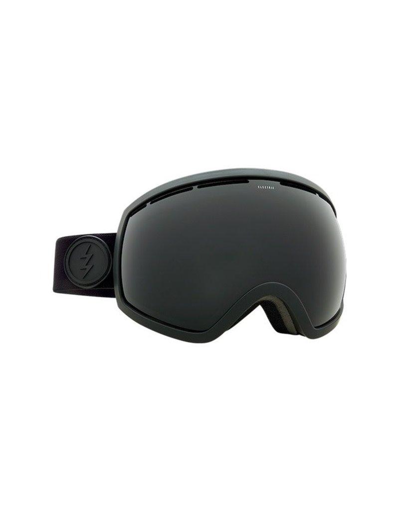 Electric Electric EG2 Goggle - Matte Black/Jet Black