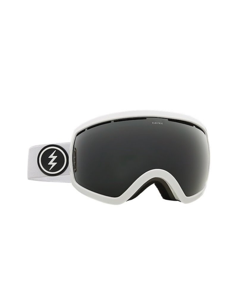 Electric Electric EG2.5 Goggle - Gloss White/Jet Black