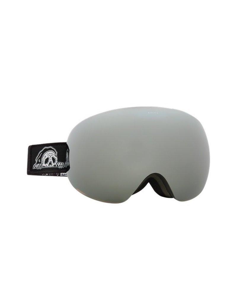 Electric Electric EG3 Goggle - Sketchy Tank/Brose/Silver Chrome +