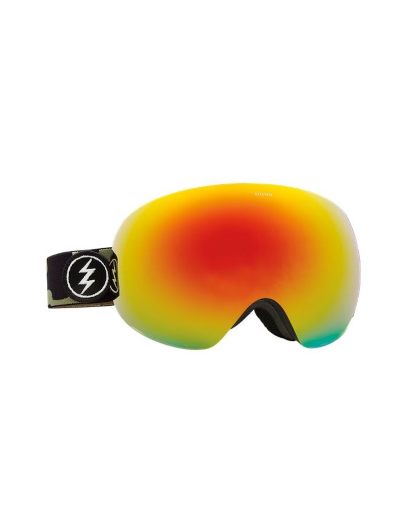Electric Electric EG3 Goggle - Camo/Brose/Red Chrome +