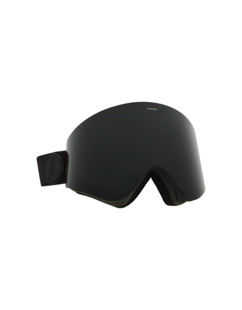 Electric Electric EGX Goggle - Matte Black/Jet Black