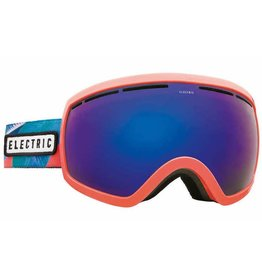 Electric Electric EG2.5 Goggle - Pink Palms/Brose/Blue Chrome +