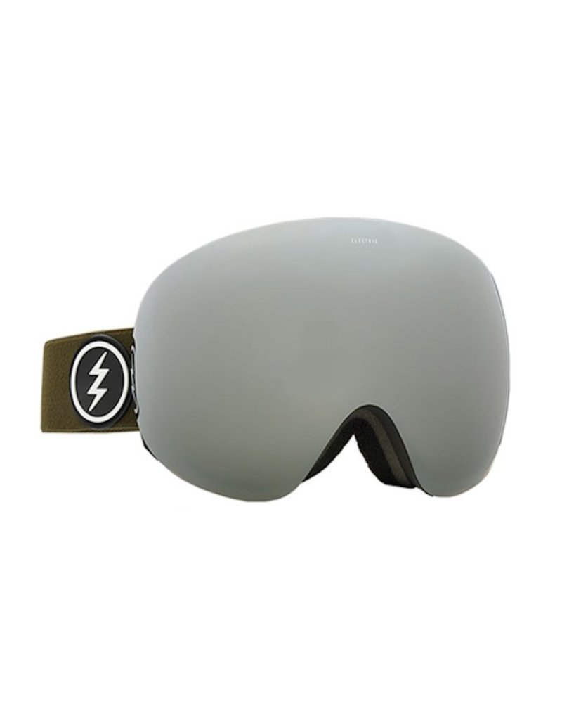 Electric Electric EG3.5 Goggle - Dark Tourist/Brose/Silver Chrome +