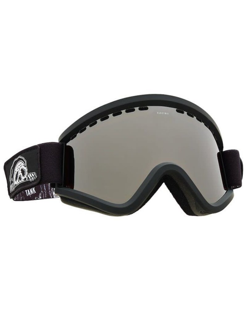 Electric Electric EGV Goggle - Sketchy Tank/Brose/Silver Chrome +