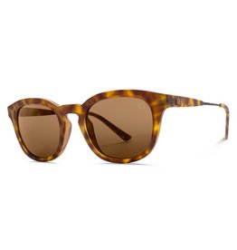 Electric Electric La Txoko Sunnies - Matte Spotted Tort/Ohm Bronze