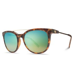 Electric Electric Bengal Wire Sunnies - Pineapple Tort/Ohm Green Chrome