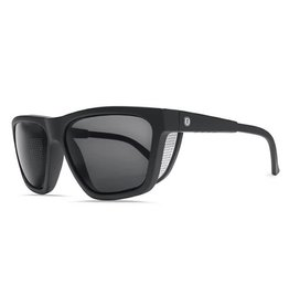 Electric Electric Road Glacier Sunnies - Matte Black/Ohm Grey