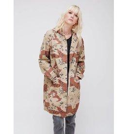 Obey Obey Miller Parka Womens Jacket