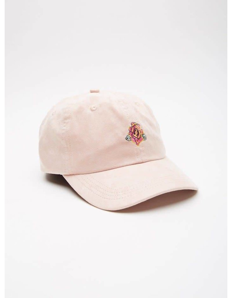 Obey Obey Michelle Cap - Peach