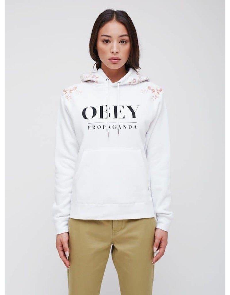 Obey Obey Lottie Womens Hoody