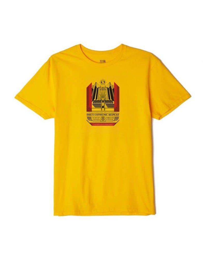 Obey Obey Church Of Consumption T-Shirt