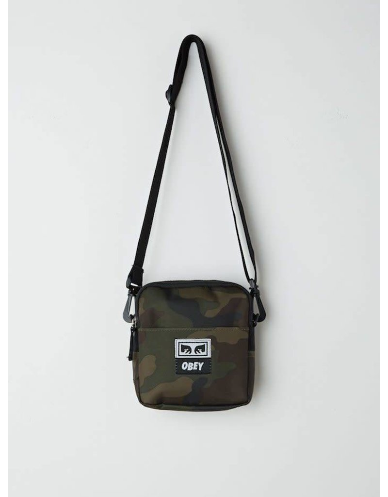 Obey Obey Drop Out Traveller Bag - Camo