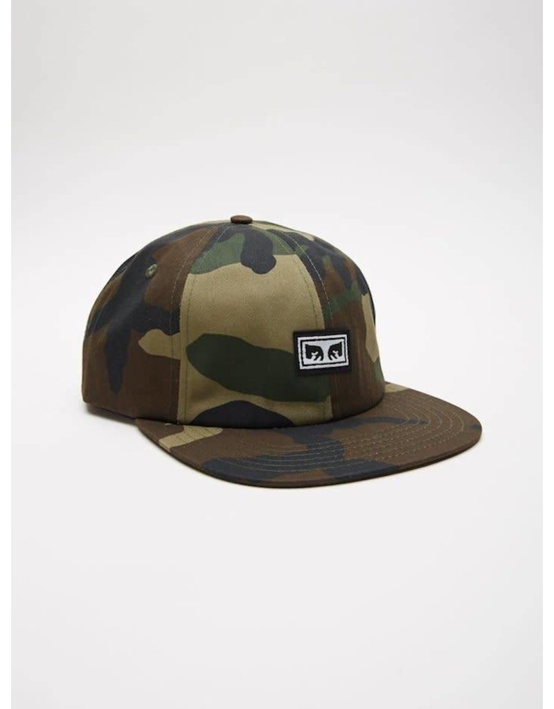 Obey Obey Resist 6 Panel Cap - Camo