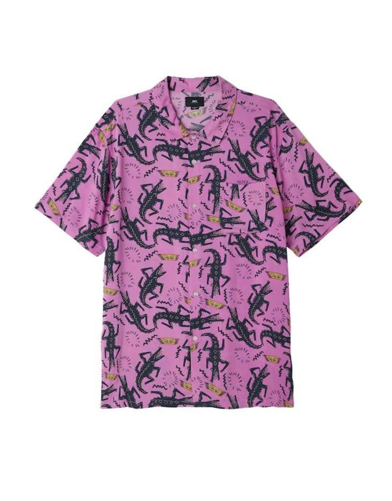 Obey Obey Salazar Woven Shirt