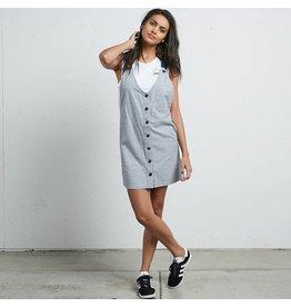 Volcom Volcom Cham Stripe Dress