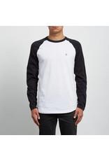 Volcom Volcom Pen Ls T-Shirt BK