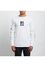 Volcom Volcom Pixel Stone Ls T-Shirt