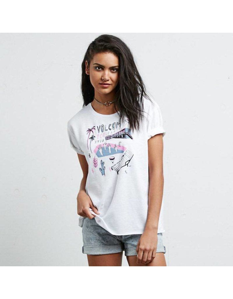 Volcom Volcom Ride The Stone T-Shirt