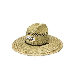 Volcom Volcom Hellican Straw Hat - Straw