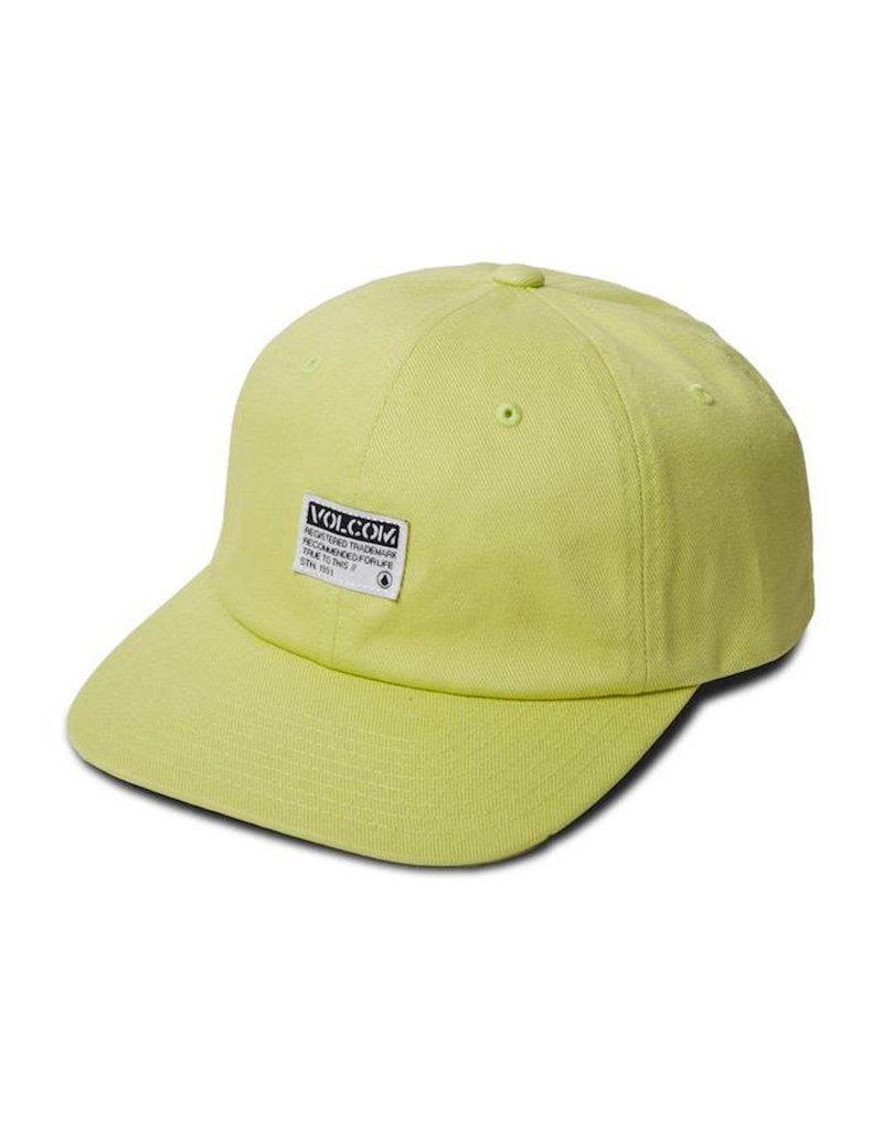 Volcom Volcom Case Dad Hat - Lime