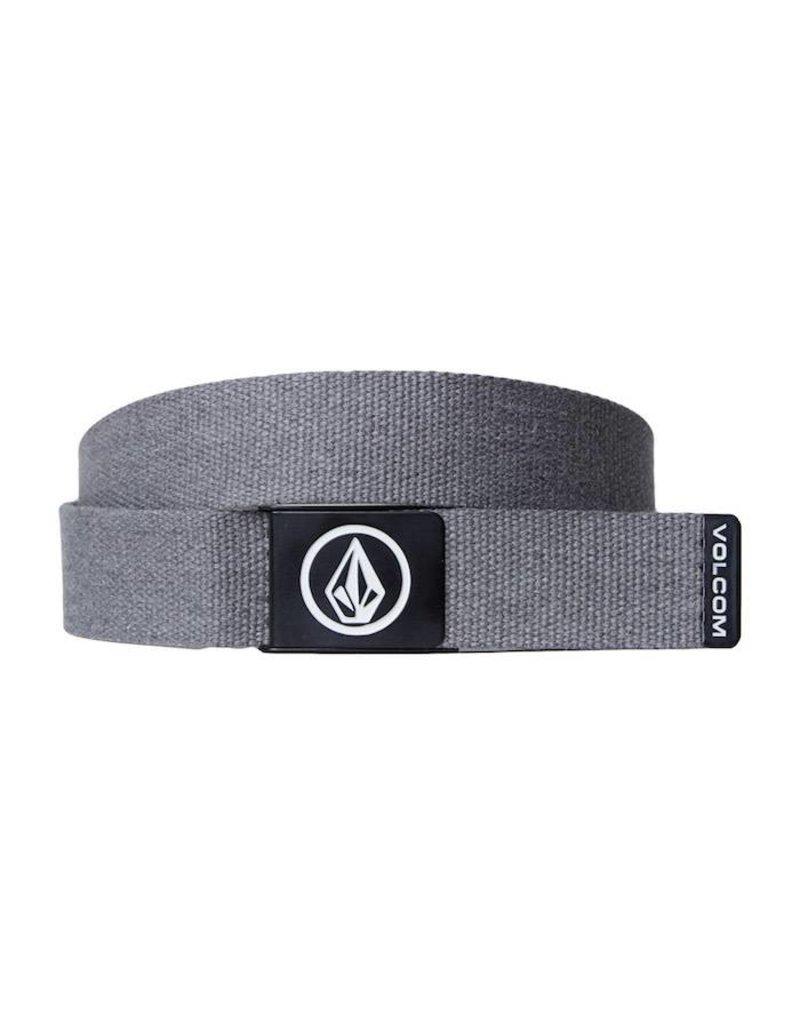 Volcom Volcom Circle Web Belt - Grey