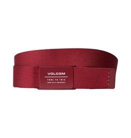 Volcom Volcom Lloyd Web Belt - Red