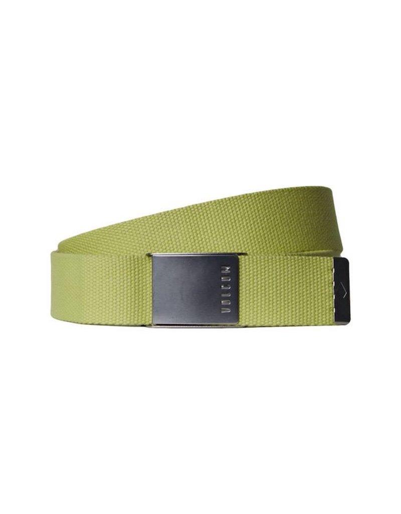 Volcom Volcom Case Web Belt - Lime