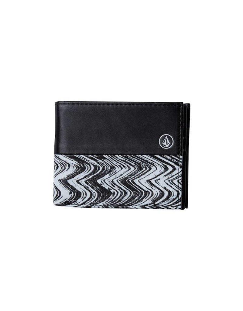 Volcom Volcom Radiator Wallet - Black