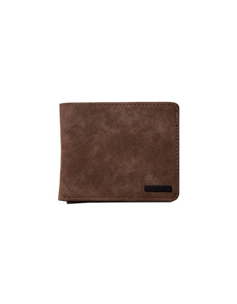 Volcom Volcom Park Wallet - Brown