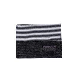 Volcom Volcom Ecliptic Cloth Wallet - Black