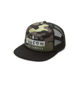Volcom Volcom Don't Even Trip Hat - Camo