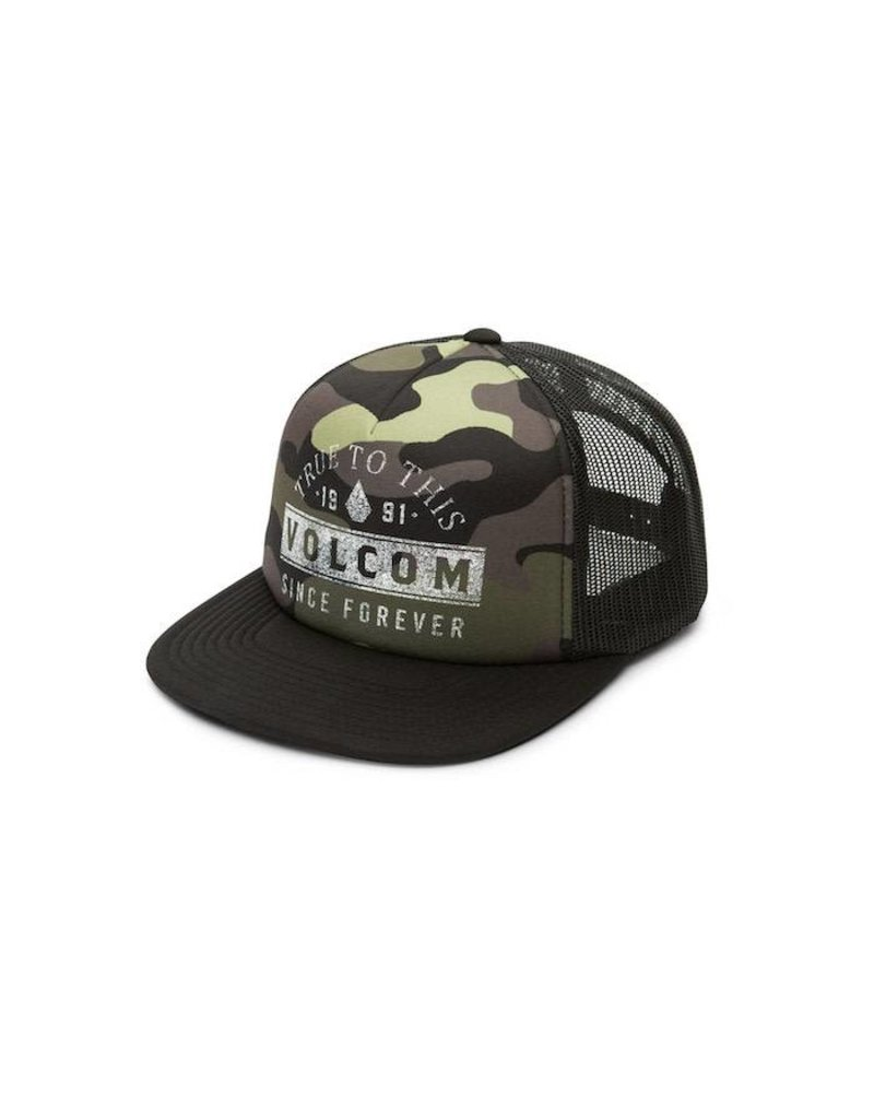 Volcom Volcom Don't Even Trip Hat - Camo
