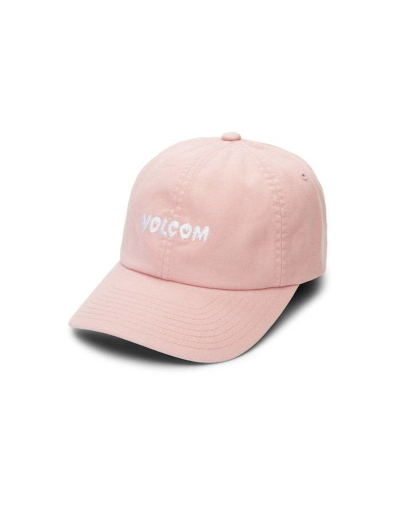 Volcom Volcom Good Mood Dad Hat - Pink