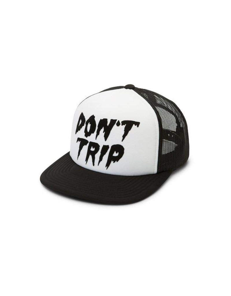 Volcom Volcom Don't Even Trip Hat - White