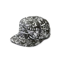 Volcom Volcom Georgia May Jagger Hat - Black