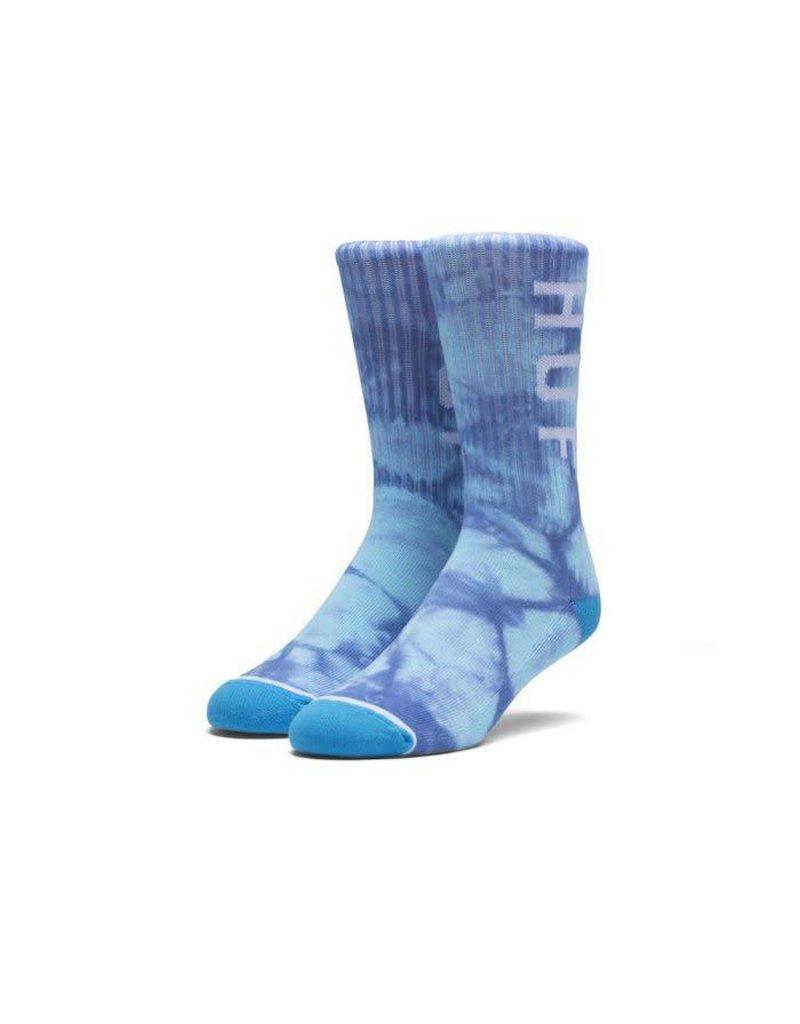 Huf Huf OG Logo Socks - Blue