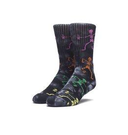 Huf Huf Owsley Socks - Black