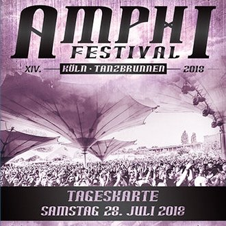 XIV. AMPHI FESTIVAL 2018 - SATURDAY - 28. JULY 2018