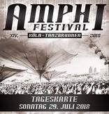XIV. AMPHI FESTIVAL 201 - TK SONNTAG - 29. JULI 2018