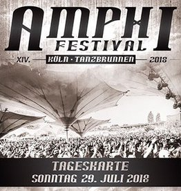 XIV. AMPHI FESTIVAL 2018 - TK SONNTAG - 29. JULI 2018