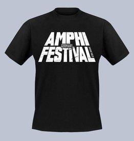 """T-SHIRT - MOTIV """"AMPHI FESTIVAL 2016"""""""