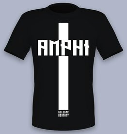 "T-SHIRT - MOTIV ""AMPHI IS THE NEW BLACK"""