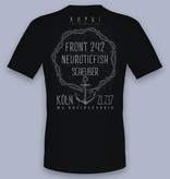 "T-SHIRT -  ""CALL THE SHIP TO PORT"""