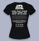 "GIRLY-SHIRT -  ""AMPHI FESTIVAL 2016"""
