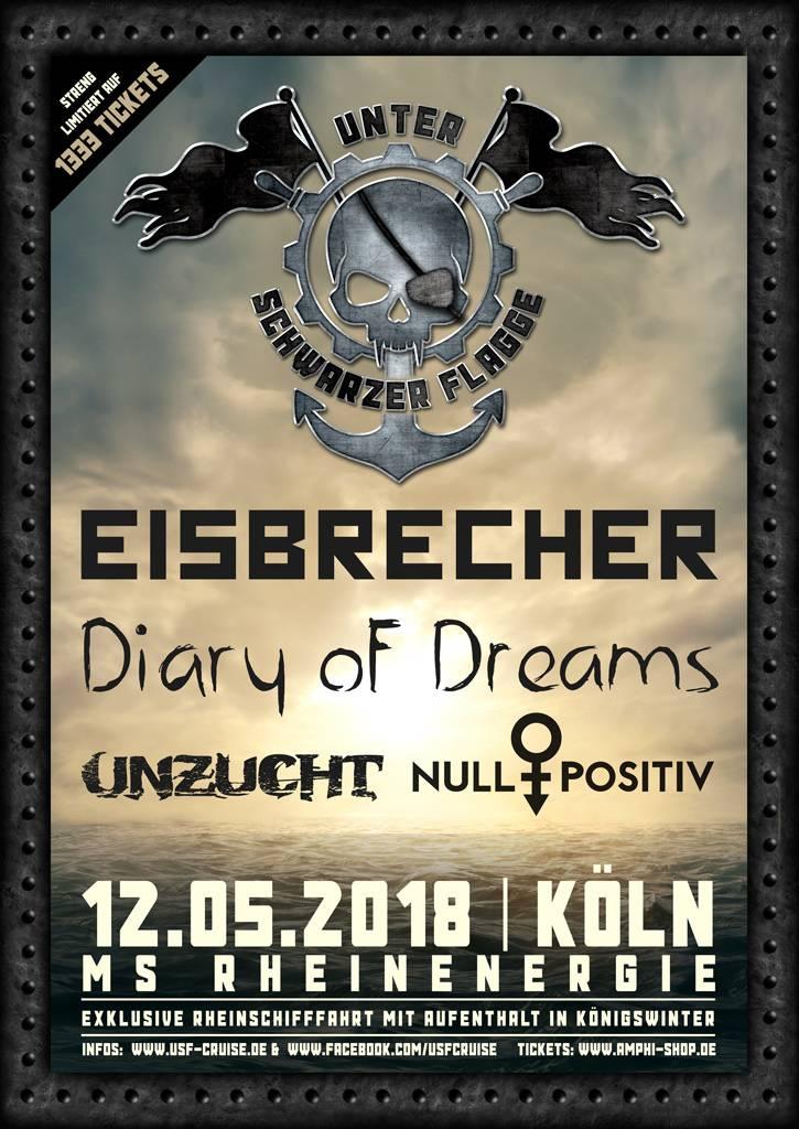 UNTER SCHWARZER FLAGGE 2018